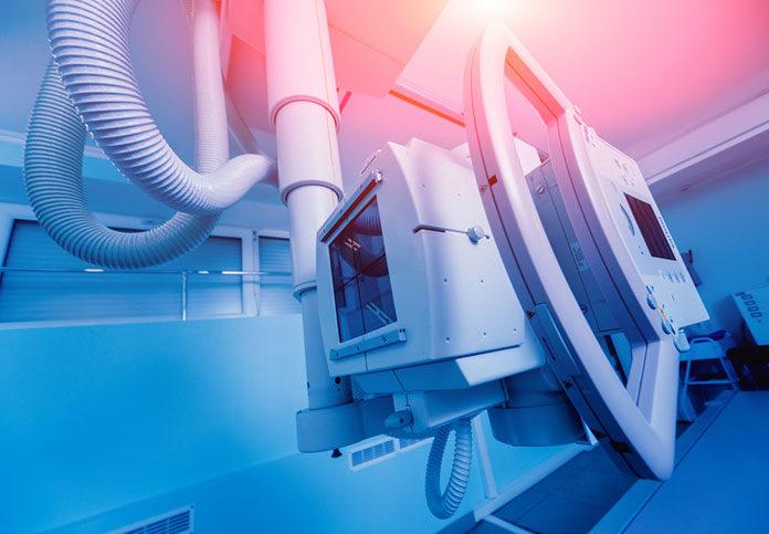 Detektor RTG zapewnia wysoką jakość obrazu rentgenowskiego
