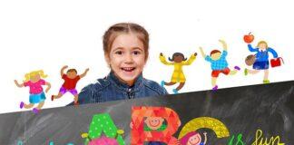tablica edukacyjna dla dziecka