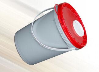 Certyfikowane wiadra plastikowe od producenta